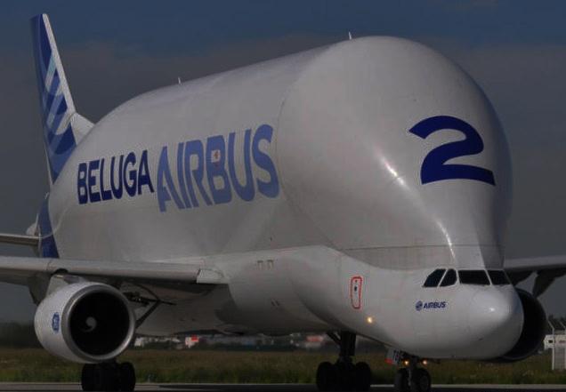 Uçak içinde uçak!