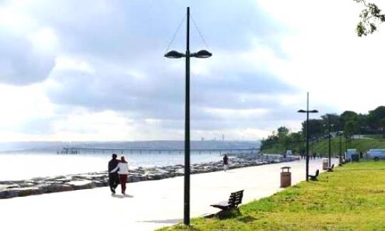 Florya Sahil Parkı | Deniz ve Yeşilliğin Buluşması