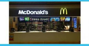 Mcdonalds'da Dikkatli Olun, Siparişiniz Yanlış Gelebilir - Zorlu Center Mcdonalds