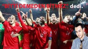 """Serdar Ortaç Euro 2016 Milli Takım Şarkısı """" Bitti Demeden Bitmez """""""